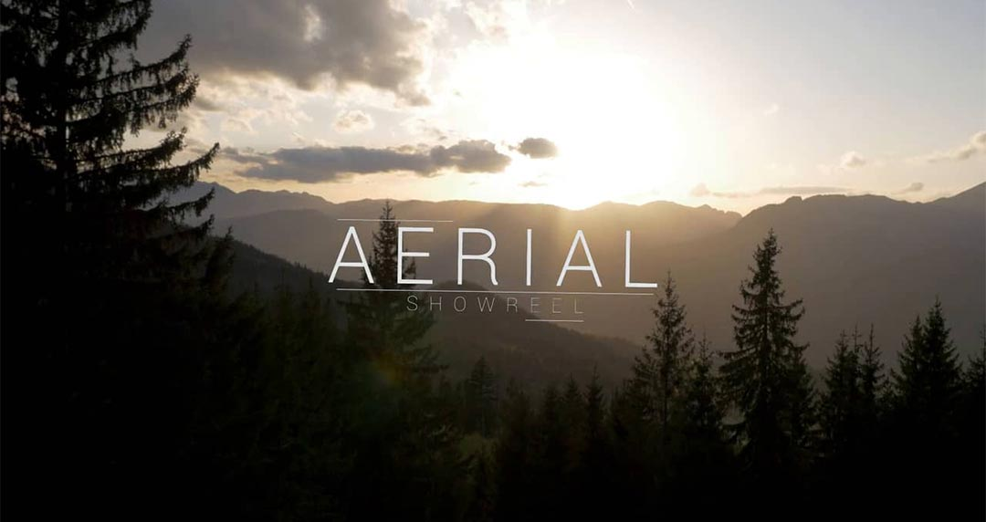 Aerial Showreel Best Drone Moments